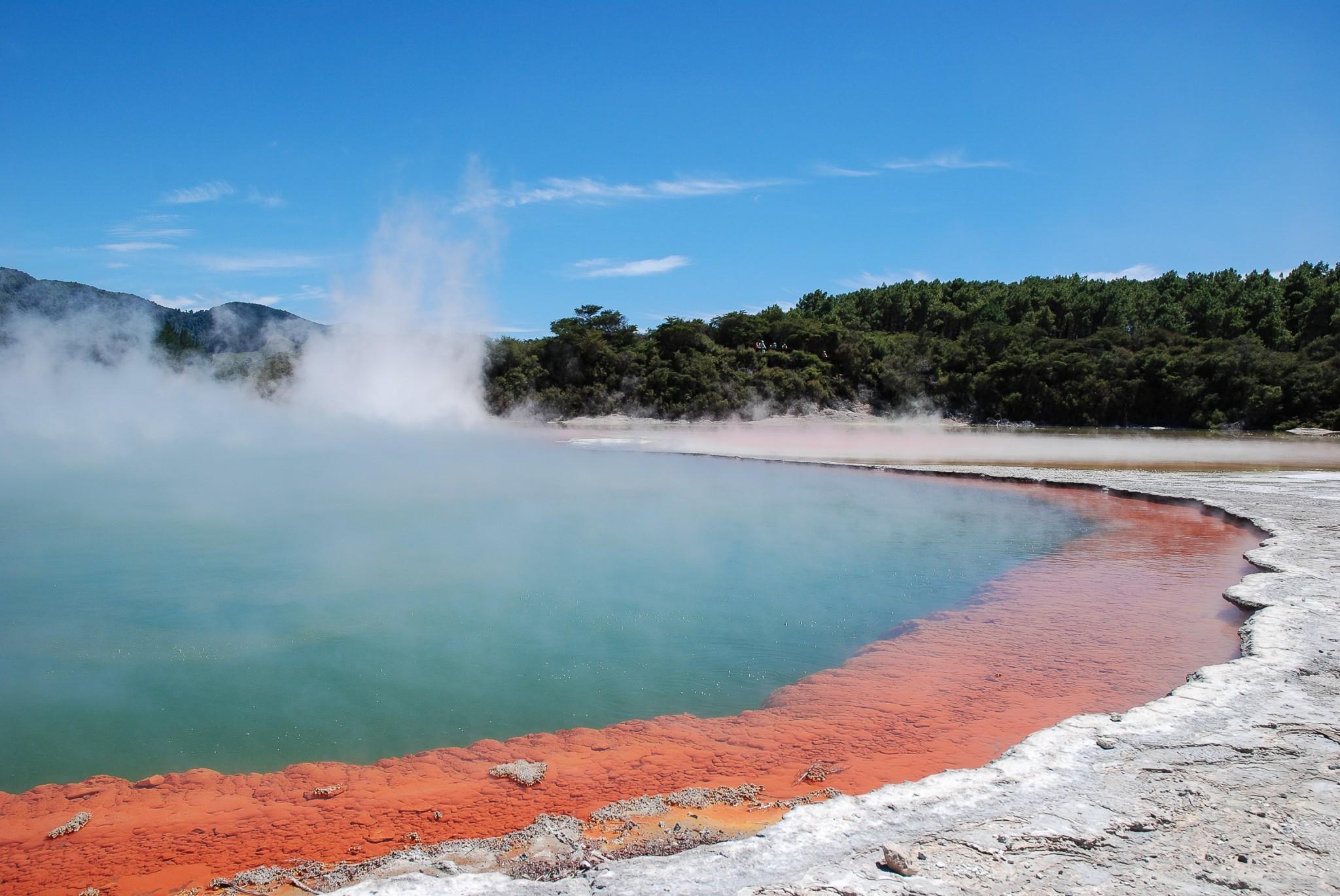 Rotorua Volcanic Park New Zealand