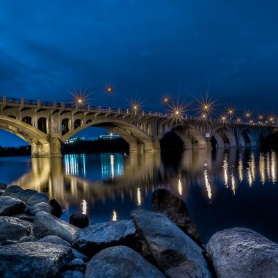 University bridge Saskatoon
