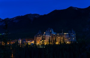 Banff Springs Alberta Canada