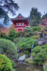 Japanese Tea Gardens San Fransisco