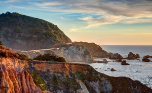 Big Sur California Bixby Bridge