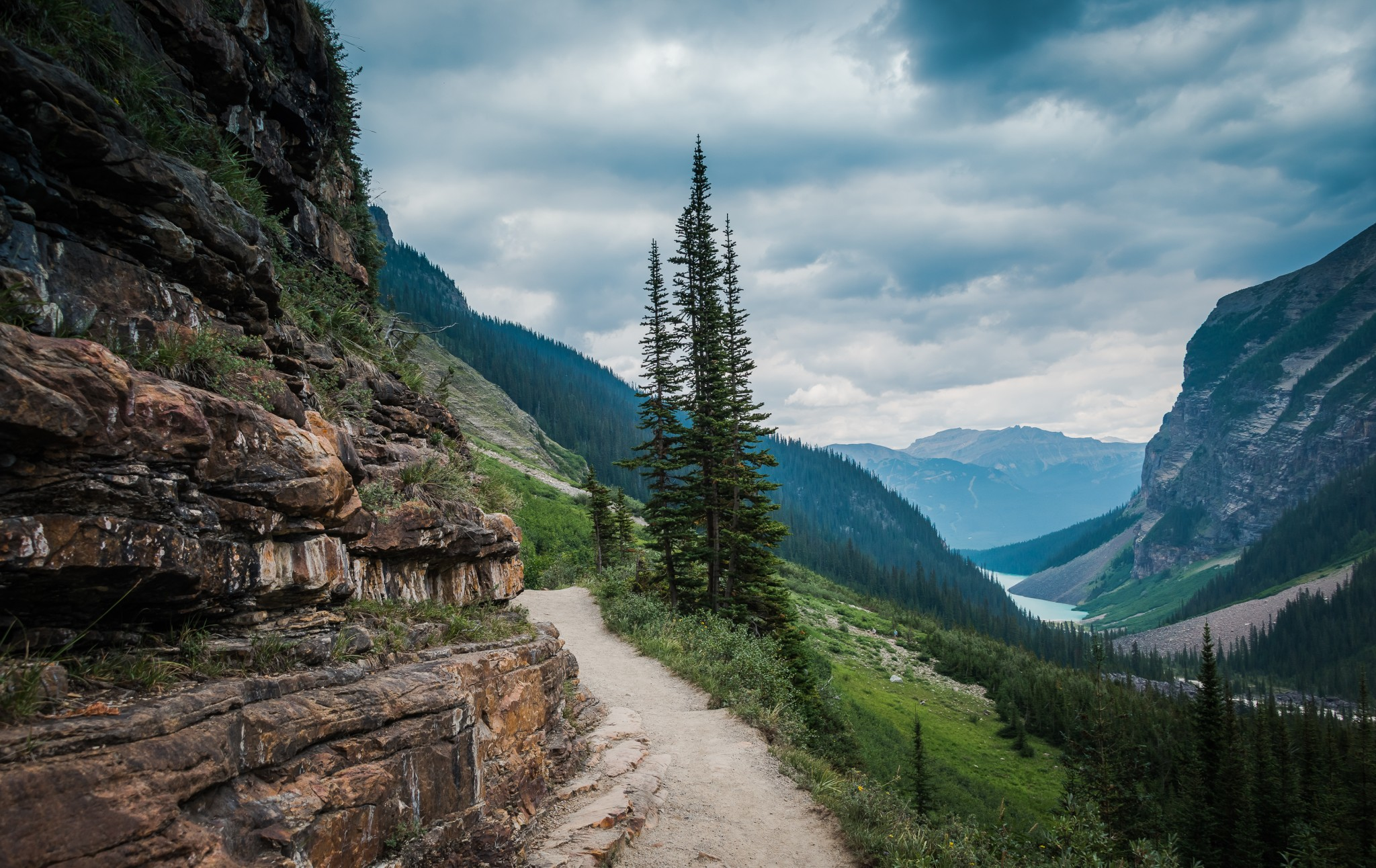 Lake Louise Hike