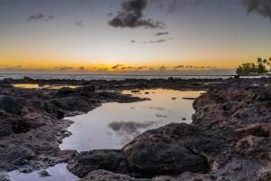 Tidal Pool Poipu Kauai