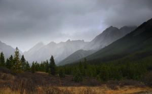 Paint Pots Banff Alberta