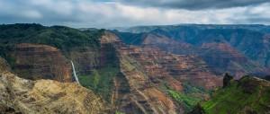 Wiamea Canyon Kauai Hawaii