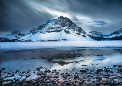 Bow Lake Alberta